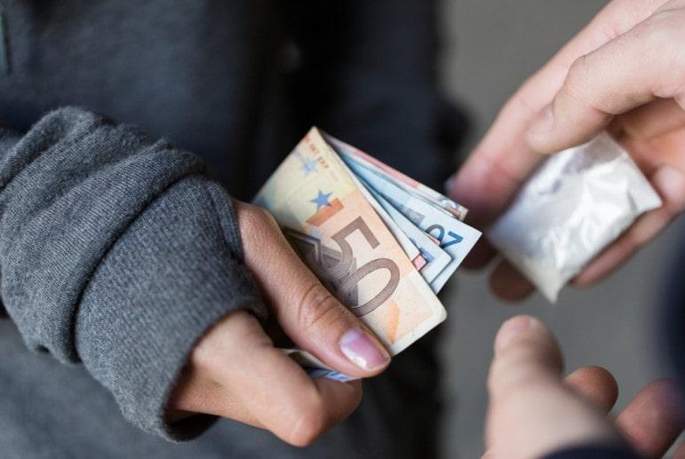 Наказание и штрафы за употребление наркотических средств