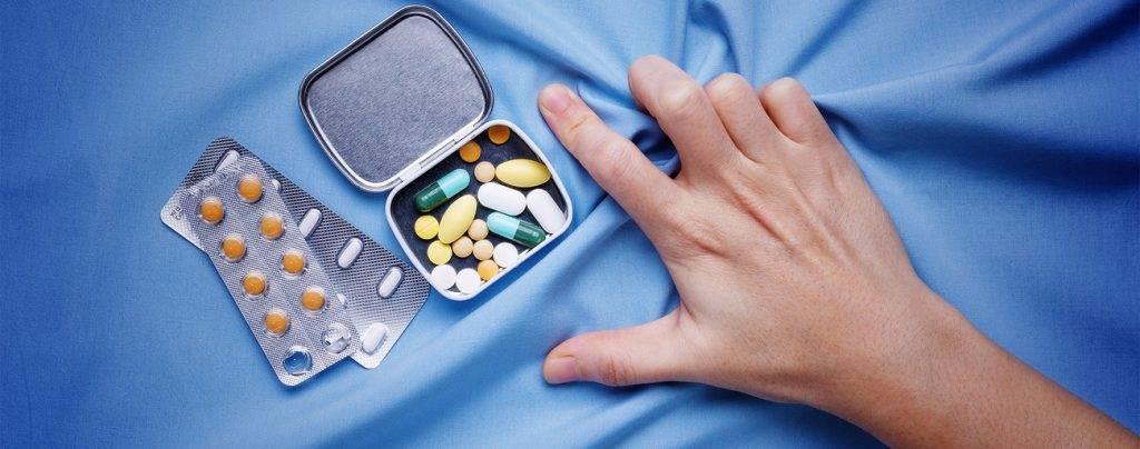 Стадии наркотической зависимости