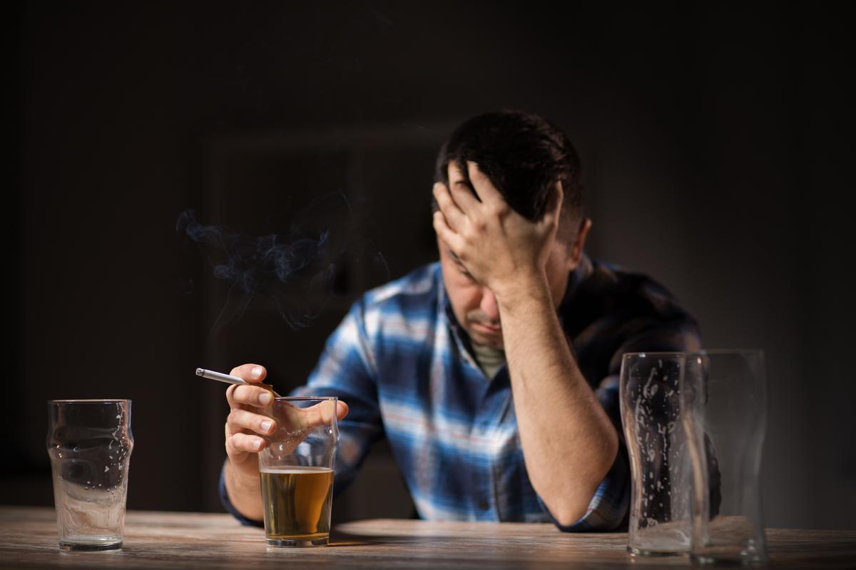 що робити коли тошнить після п'янки