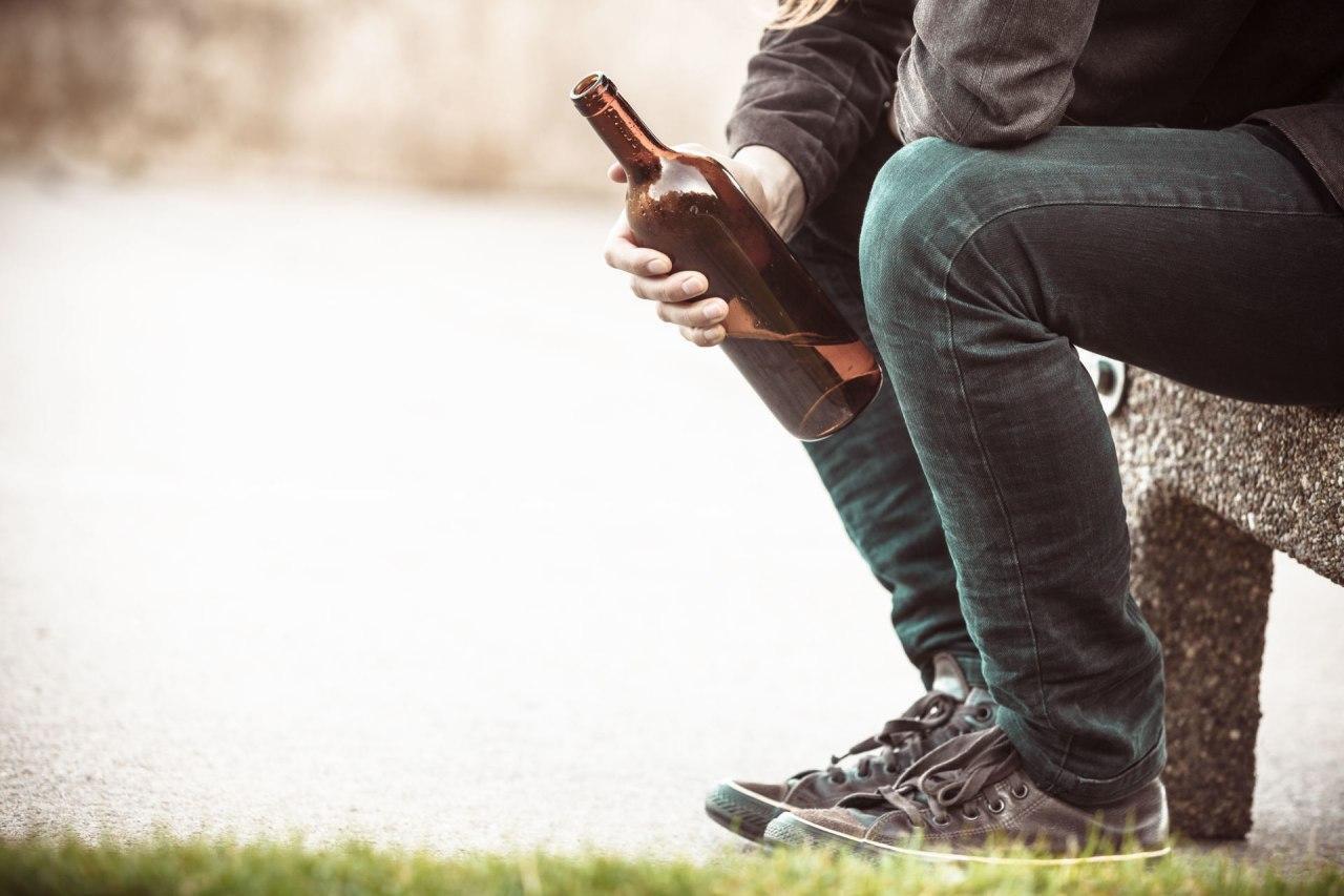 Деградація психіки алкозалежного