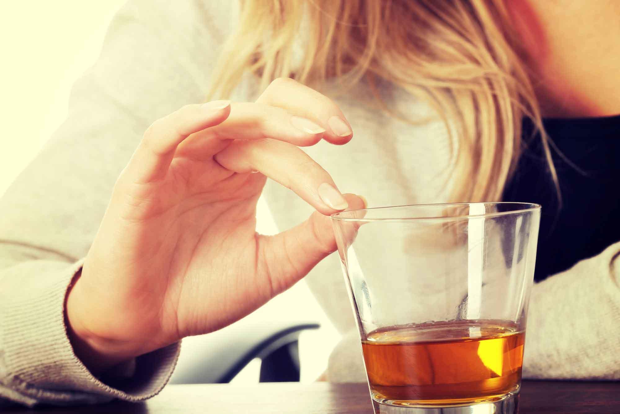 Вплив алкоголю на вагітність