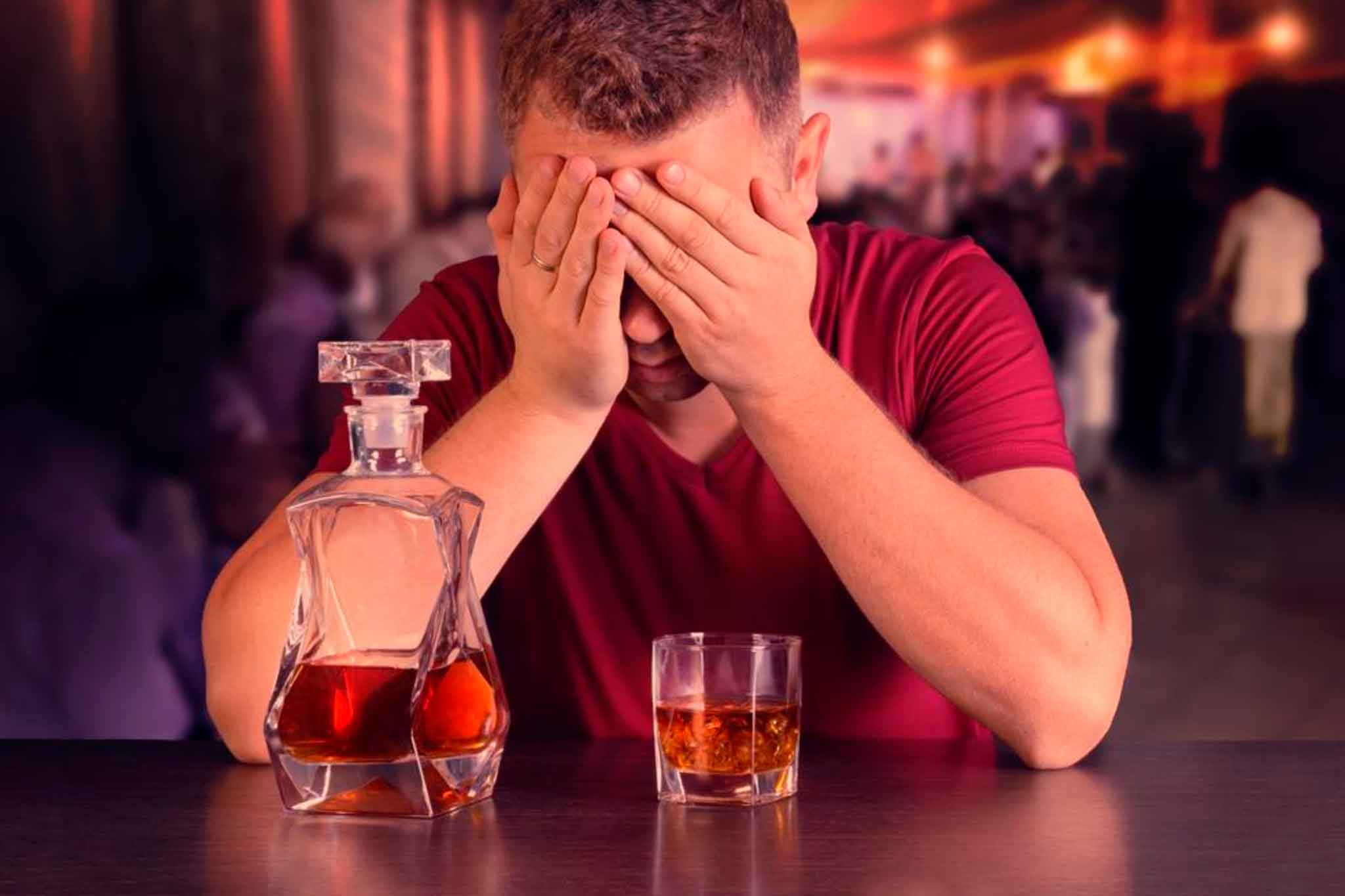 Алкогольна амнезія: чого не пам'ятаю, того не було - «Наркомедцентр» Київ.