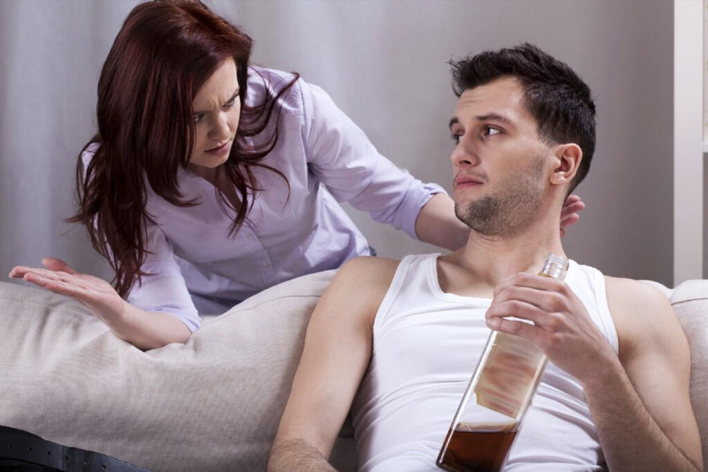 """Влияние Спиртного На Мужскую Потенцию - Клиника """"Наркомедцентр""""."""